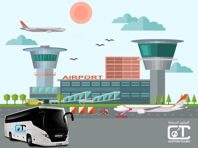 Airport Transfers Luxury Bus