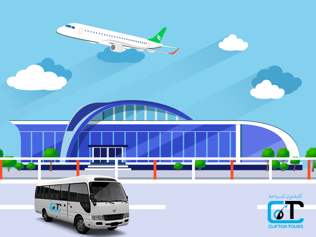 Airport Transfers by Bus
