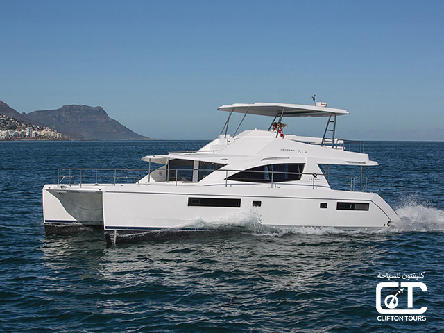 Azimut 48ft Yacht