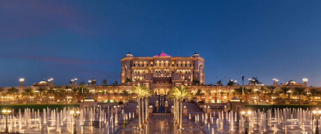 emirates palace abu dhabi images