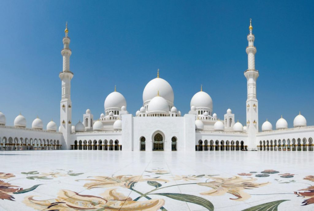 sheikh zayed mosque ticket price
