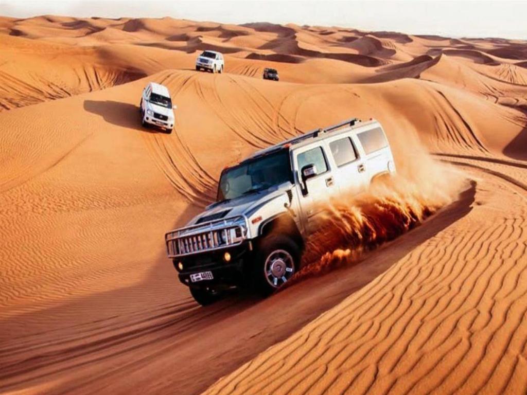 Hummer Desert Safari