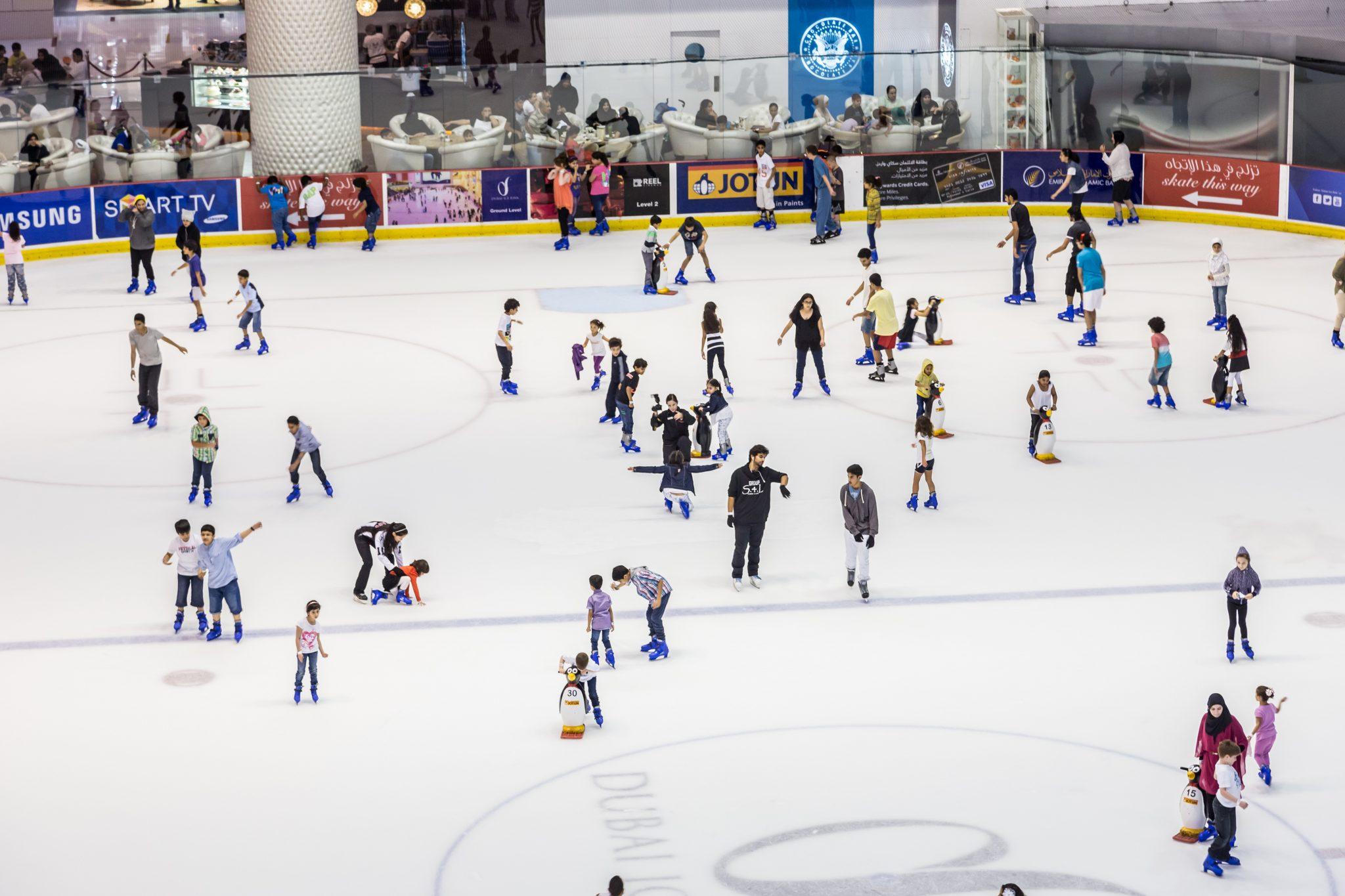 Visit Dubai Ice Rink