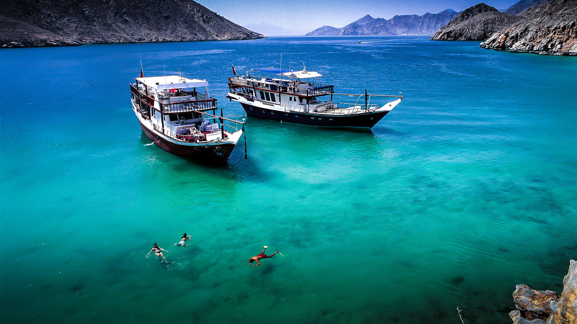 Musandam Tour Packages From Dubai & Sharjah