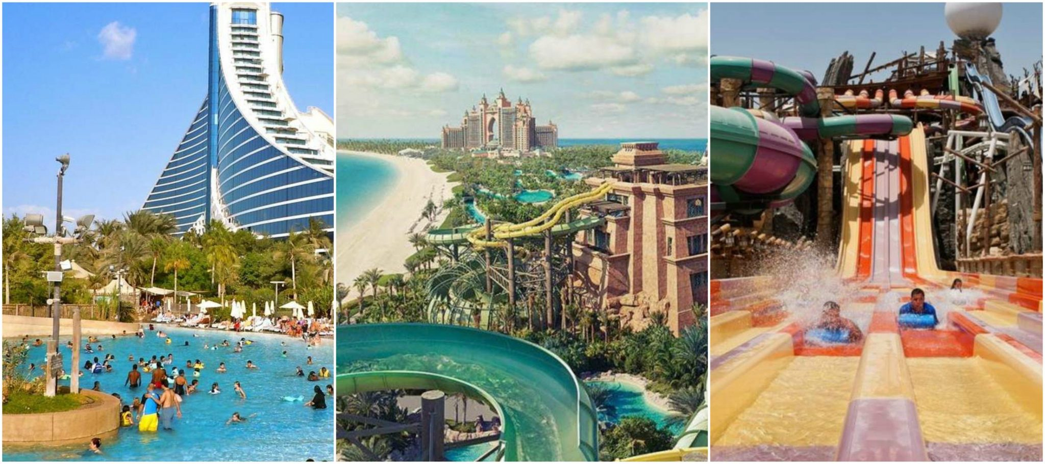 List of Theme Parks in the UAE