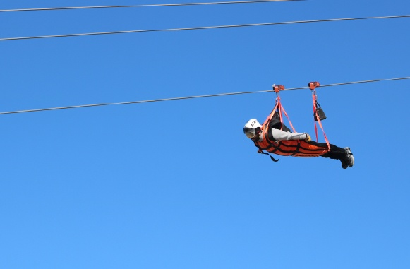 Jebel Jais Zip Line Experience