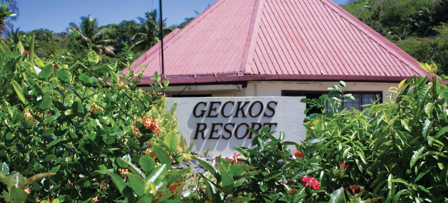 geckos sign inside