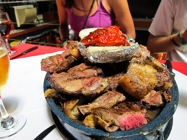 Top 5 Meals I've Eaten in South America