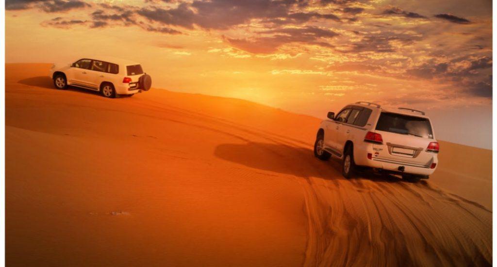 Desert Safari Trip