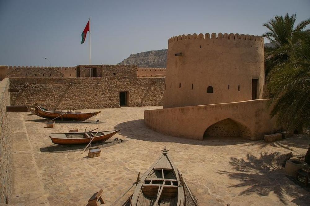Khasab Castle Tour