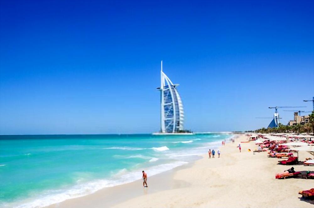 Burj Beach