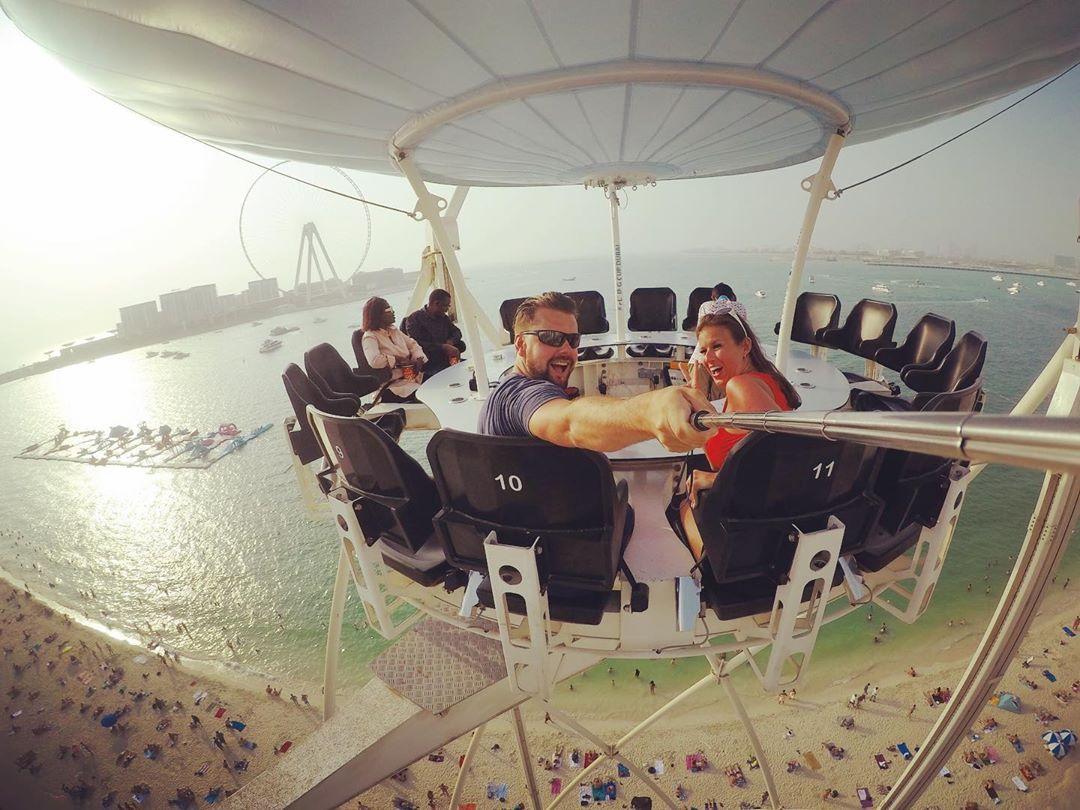 Flying Cup Dubai