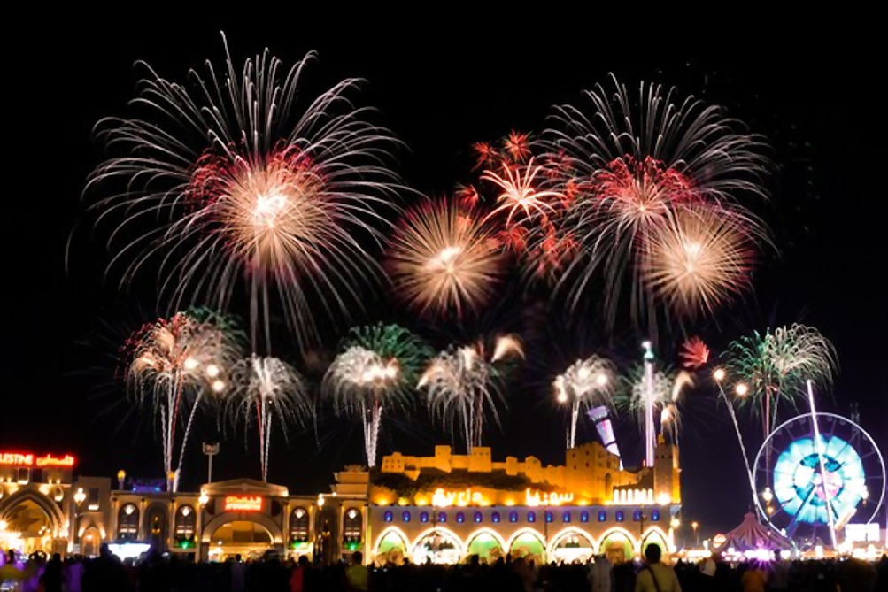 global village new year