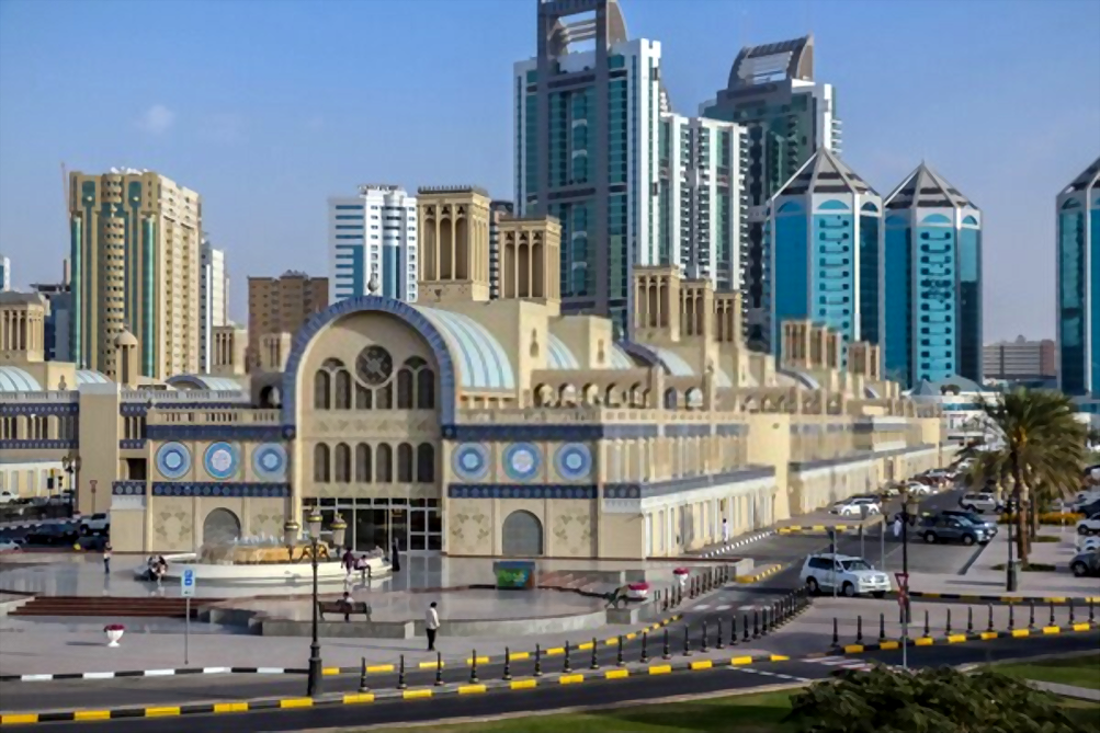 Development &Progress in Sharjah City
