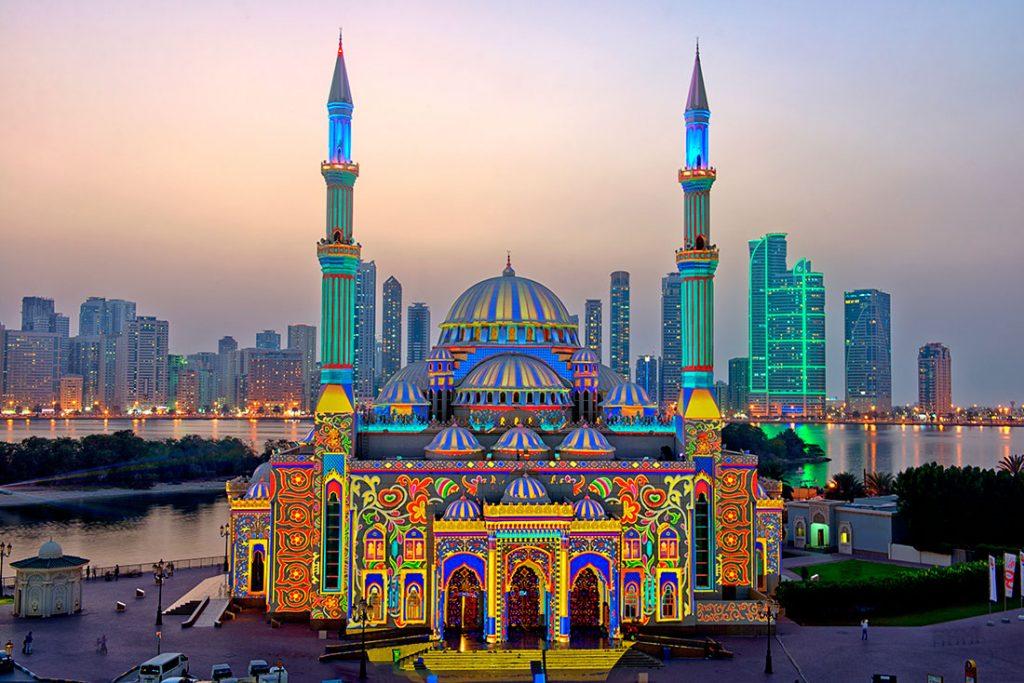 Light Festival Sharjah