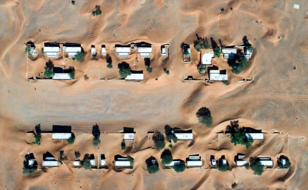 buried village sharjah